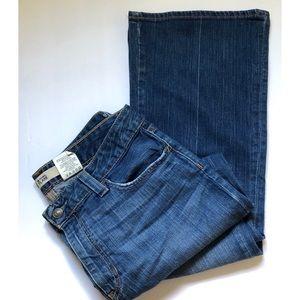 Gap original flare jeans size 12